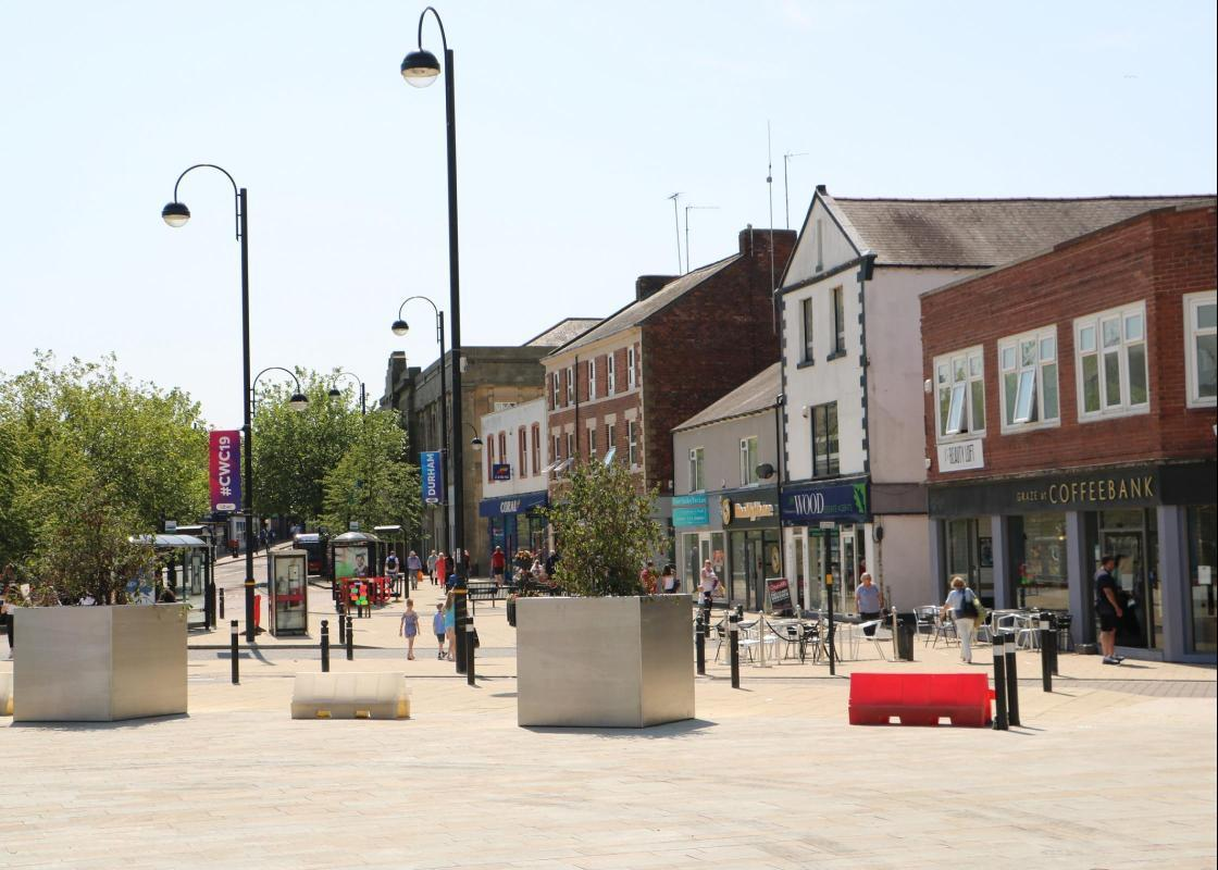 Chester Le Stree